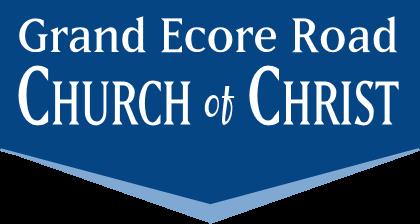 Grand Ecore Church of Christ in Natchitoches, LA